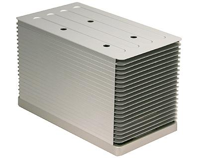 Mac Pro Heatsink - Processor B (8-Core) (2010)