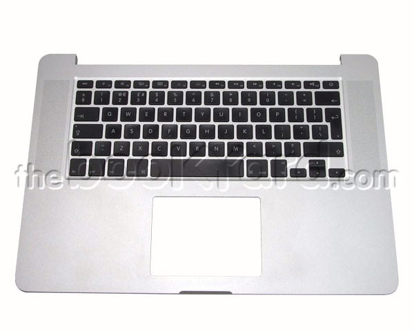"Retina MacBook Pro 15"" Top Case & UK Keyboard (15)"
