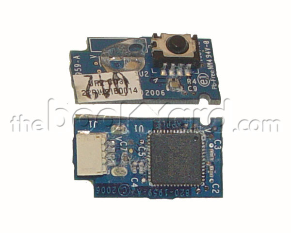 MacBook Pro 17-inch IR board : Recycled