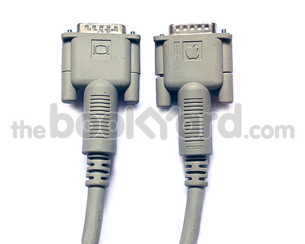 Apple monitor cable DB15, 1.5m