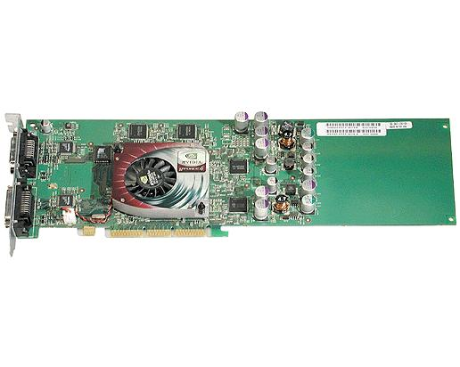 NVIDIA GeForce Ti4600 128MB DDR Memory