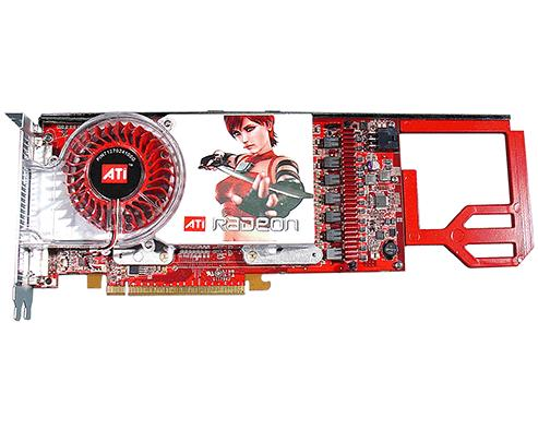 Mac Pro Video card ATI Radeon X1900 XT, 512 MB (Original)