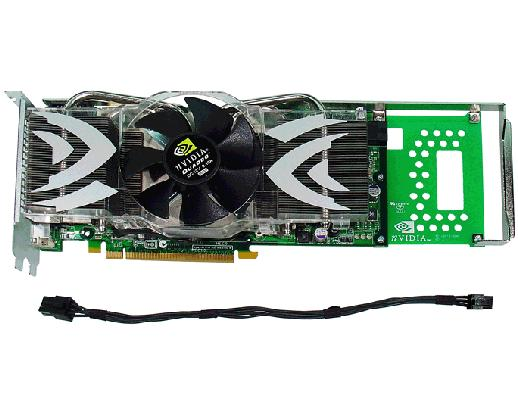 Mac Pro Video card, NVIDIA Quadro FX4500 (Orig)