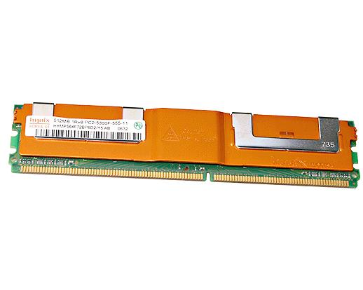 Xserve Intel DDR2 667 Ram - 1GB Kit (2x 512MB)
