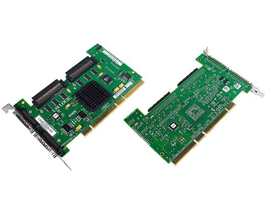 ATTO Technology SCSI Scuzzy PCI-X Controller Card