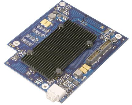 Xserve Intel Graphics card, Mezzanine, 64 MB (06)