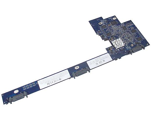 Xserve Intel Drive Interconnect Backplane Board, RAID v2 (09)