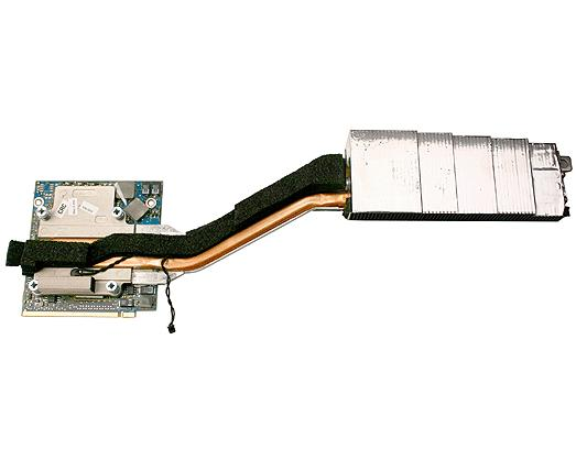 "iMac Alu 20"" ATI Radeon HD 2400XT Graphics Card (08)"