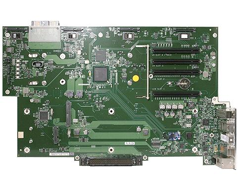Mac Pro Backplane/Logic Board - Ver.2 (2009)