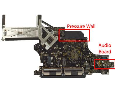 "iMac Alu 20"" logic board, 2.66GHz with NVIDIA 9400M (2009)"