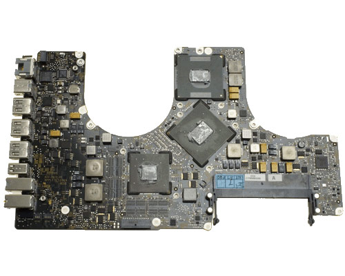 "Unibody MacBook Pro 17"" Logic Board - 3.06GHz (Mid 09)"