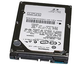 Apple hard drive, 2.5-inch, 320GB, 5400, SATA, 10.6.4