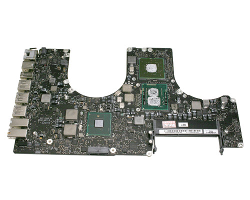 "Unibody MacBook Pro 17"" Logic Board 2.53GHz (10)"