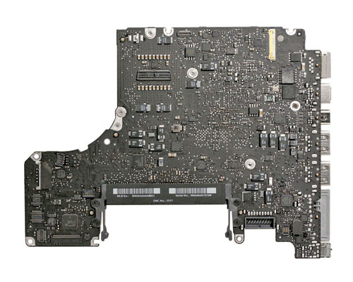 "Unibody MacBook Pro 13"" Logic Board 2.66GHz (10)"