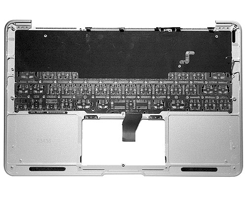 "MacBook Air 11"" Top Case & Keyboard, French (10)"