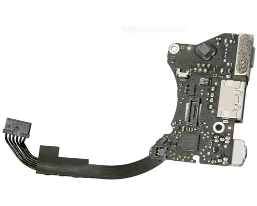 "MacBook Air 11"" MagSafe, I/O Board (10)"