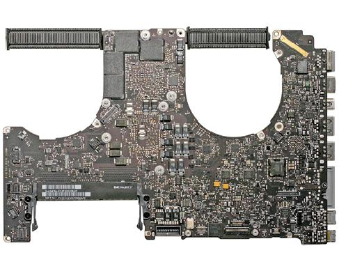 "MacBook Pro 15"" Logic board 2.3GHz i7 10.7 Re-Balled (Early 11)"