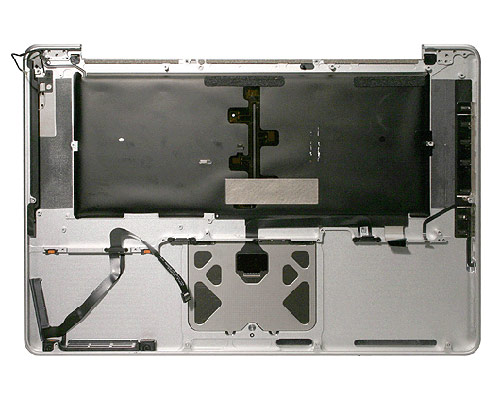 "Unibody MacBook Pro 15"" Top Case and UK Keyboard (Early 2011)"