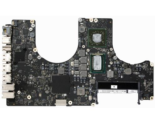 "Unibody Macbook Pro 17"" Logic Board - 2.4GHz - Re-Balled (11)"