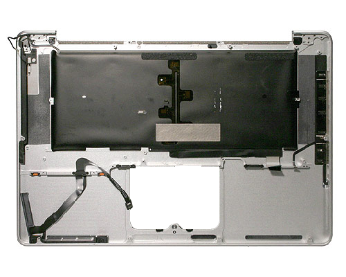 "Unibody MacBook Pro 15"" Top Case and Swiss Keyboard (Late 2011)"