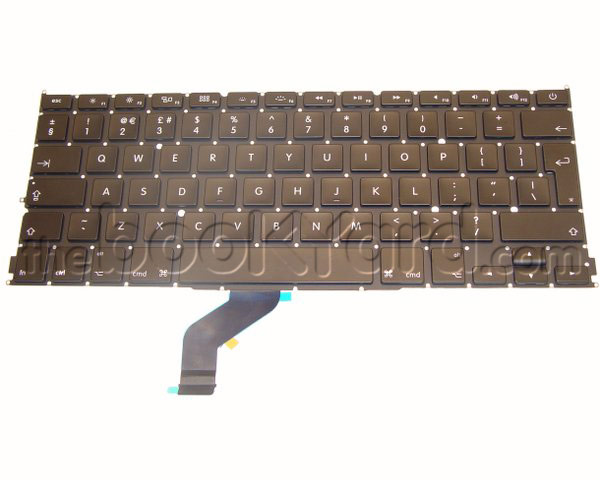 "Retina MacBook Pro 13"" Keyboard, UK (12/E13)"