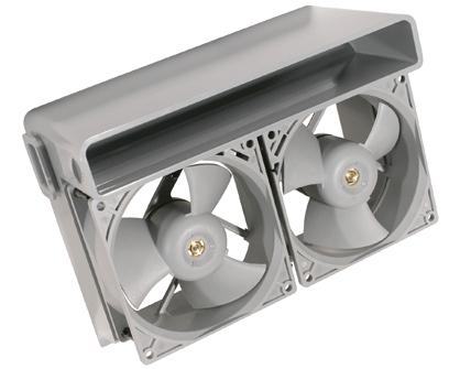 PowerMac G5 Fan Assembly, Front Inlet (late 05)