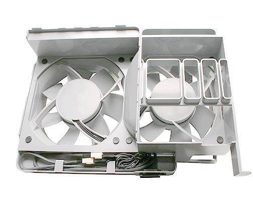 Mac Pro Front Fan with PCI Card Guide Ver 1 (Original)