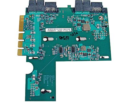 Xserve Intel Board, Power Distribution (2008)