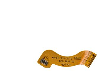 MacBook Air Hard Drive Flex Cable (Late 08, Mid 09)