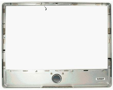 "iMac Alu 24"" Front Bezel (Early 09)"