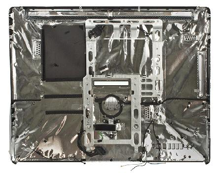 "iMac Alu 24"" Rear Housing unit (Early 09)"