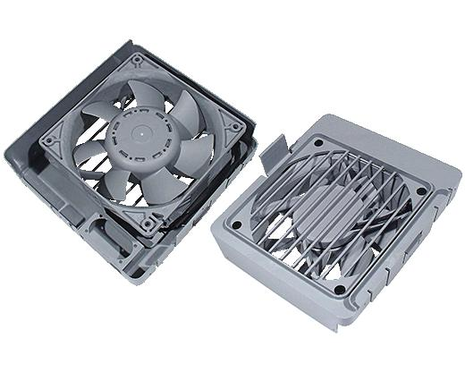 Mac Pro Fan - Processor Cage - Front (09-12)