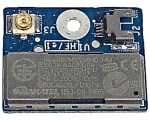 "Unibody Macbook Pro 17"" Bluetooth Board (09)"