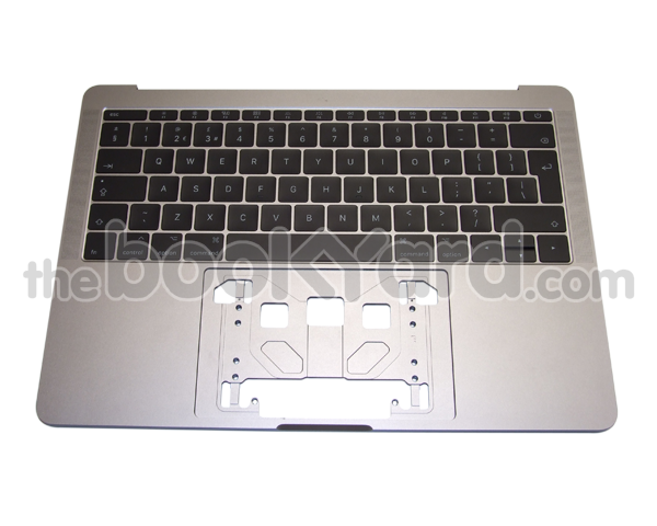 "MacBook Pro 13"" Top Case & KB UK - Space Grey (4TB 16/17)"