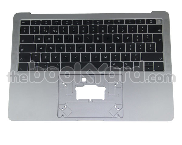 "MacBook Air 13"" Top Case & UK Keyboard - SG (18/19)"