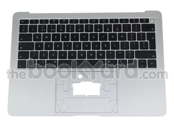 "MacBook Air 13"" Top Case & UK Keyboard - Silver (18/19)"