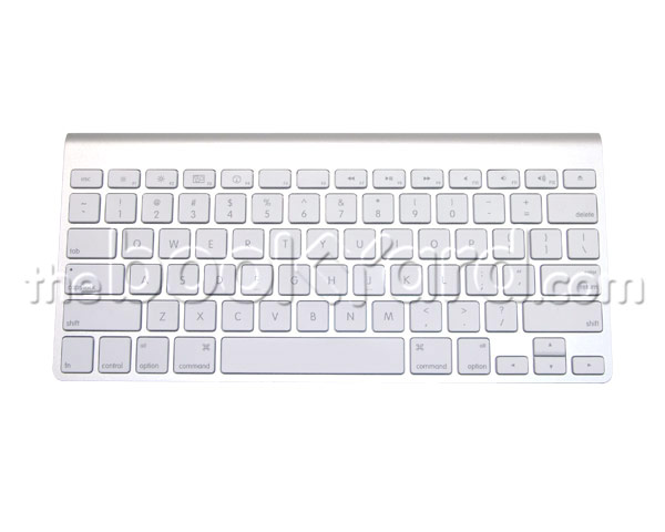 Apple Aluminium Wireless Bluetooth Keyboard, US (Original)
