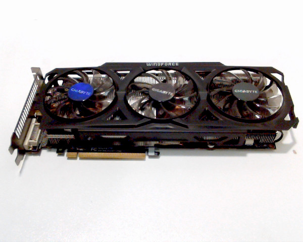 GIGABYTE Radeon R9 280X 3GB for Mac Pro - Flashed