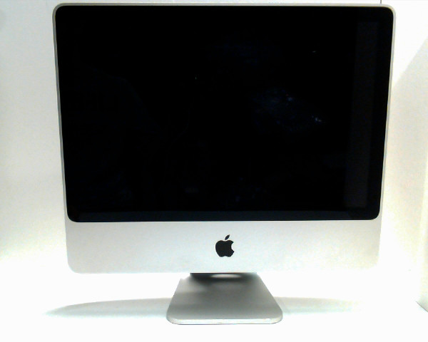 "Aluminium iMac 20"" 2.4 GHz C2D 4GB/320GB/Superdrive ('07)"