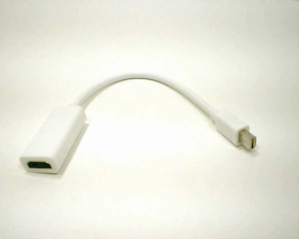 Mini DisplayPort to HDMI