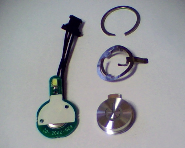 Mac Pro Power Button Kit (Early 2008)