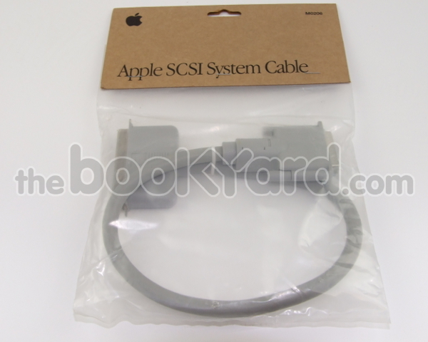 Apple SCSI System cable, 25pin to Centronics 50, 1m, Bagged