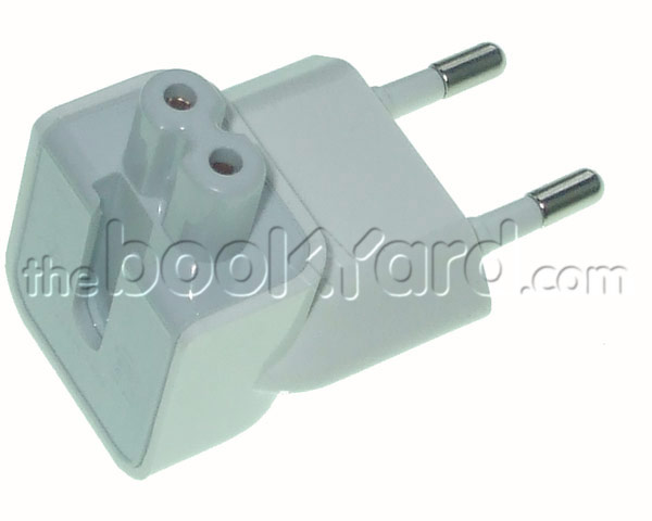Mains plug/duckhead, Apple - Europe