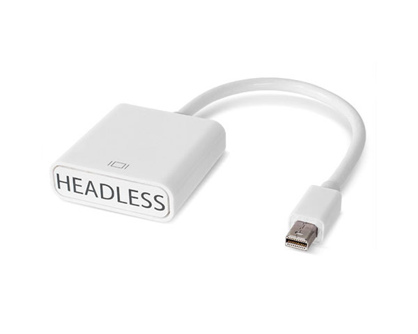 NewerTech Headless Mac Video Accelerator for Mac Mini