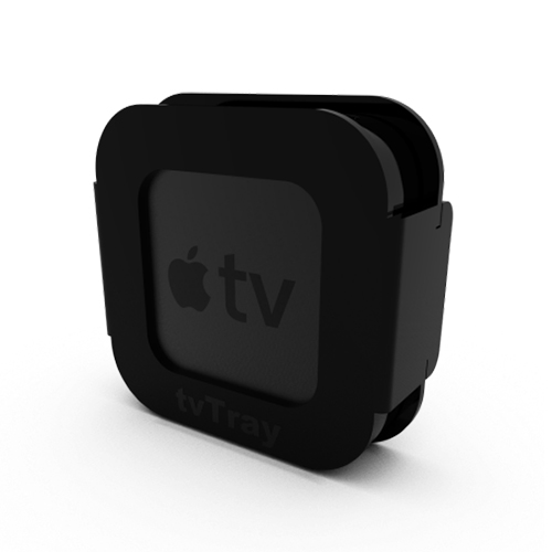 OWC H-Squared tvTray for 4th Gen Apple TV