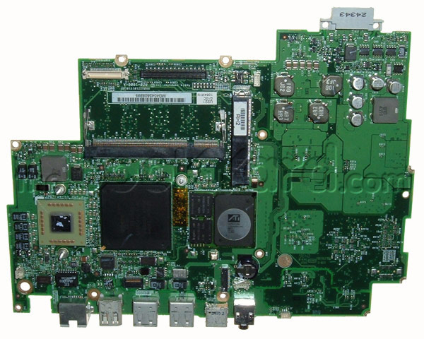 "iBook G4 14"" logic board 1.0GHz"