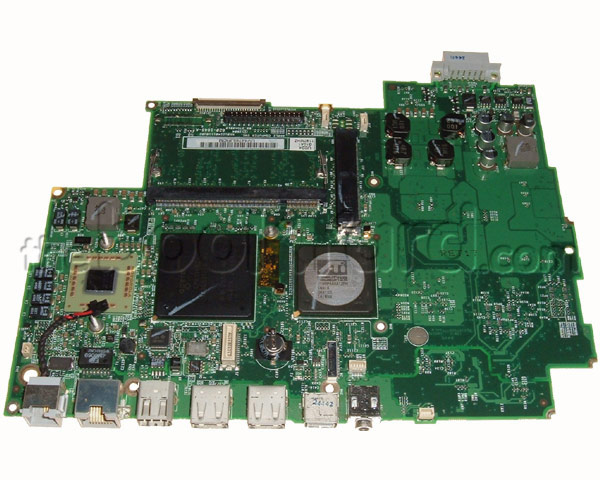 "iBook G4 12"" logic board 933MHz - Custom"