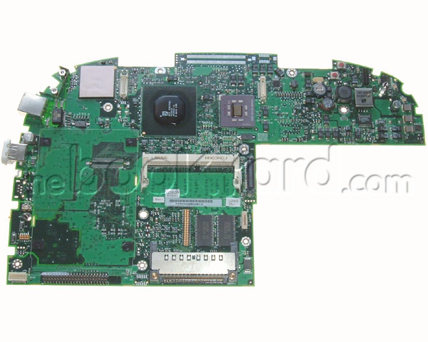 iBook G3 ClamShell 300Mhz Logic Board 64MB