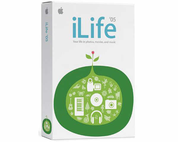 iLife \'05 (DVD)