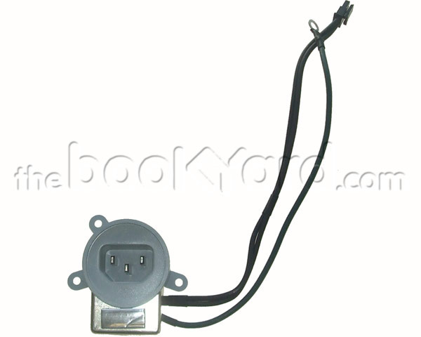 "iMac 21.5"" AC Filter and UK Mains socket (2011)"